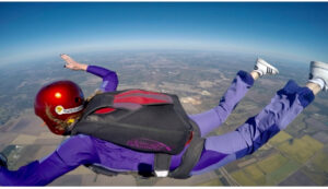 Kasey Bass Skydiving